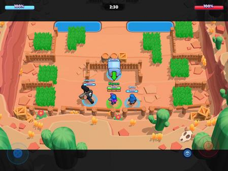 Brawl stars 3d heist gameplay