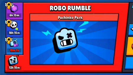 Brawl stars robo rumble event