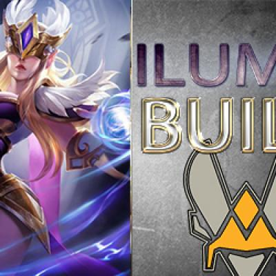 Build ilumia vitality arena of valor