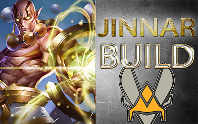 Build jinnar vitality arena of valor