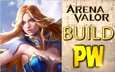 Build lauriel pw arena of valor