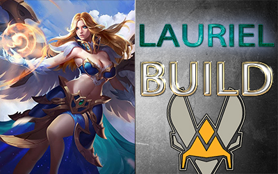 Build lauriel vitality arena of valor