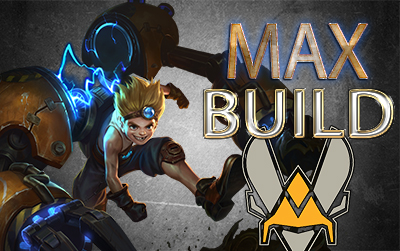 Build max vitality arena of valor