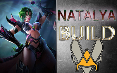Build natalya vitality arena of valor