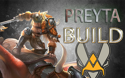 Build preyta vitality arena of valor 2