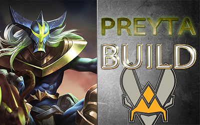 Build preyta vitality arena of valor