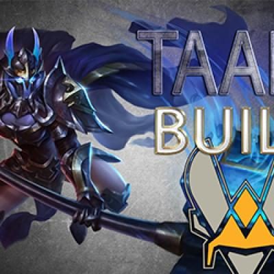 Build taara vitality arena of valor blog