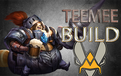 Build teemee vitality arena of valor
