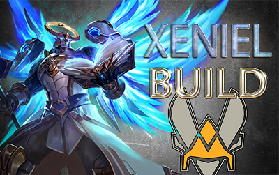 Build xeniel vitality arena of valor