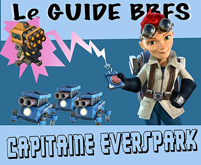 Capitaine everspark guide boom beach