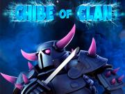 Chibe of clan illustration youtubeur clash of clans