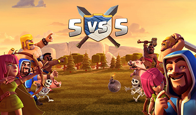 Clash of clans gdc 5vs5 mise a jour blog