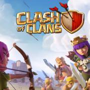 Clash of clans nouvelle intro