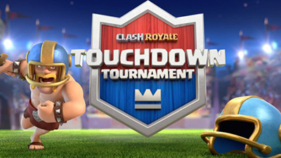 Clash royale touchdown blog