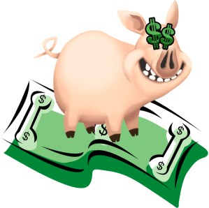 Cochon billet dollar hay day