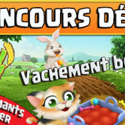 Concours vachement betes hay day blog