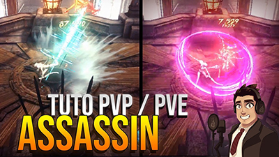 Darkness rises fr tuto assassin pve pvp