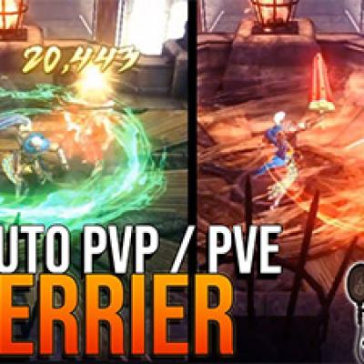Darkness rises fr tuto guerrier pve pvp