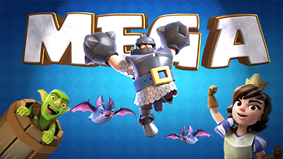 Deck meta mega chevalier semaine clash royale