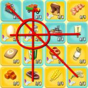 Derby bingo miniature tuto hay day