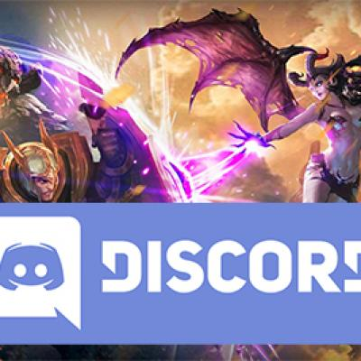 Discord arena of valor