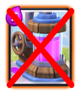 Extracteur elixir nerf carte rare clash royale