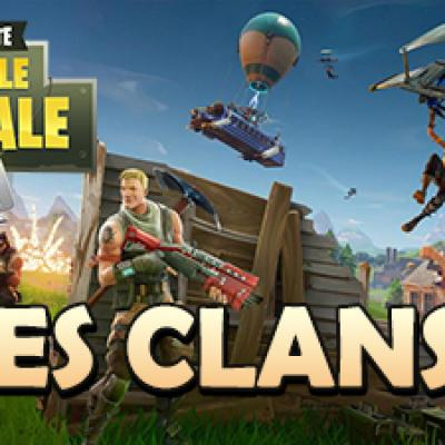 Fortnite clans