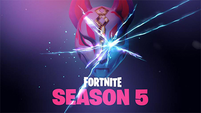 Fortnite saison 5 blog