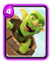 Fut a gobelins carte epique clash royale
