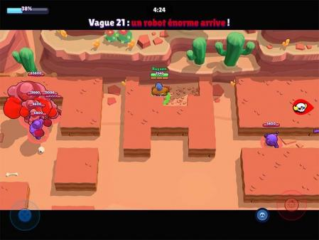 Glitch robo rumble brawl stars blog