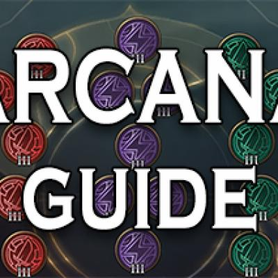 Guide arcana arena of valor
