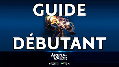 Guide debutant arena of valor lordval