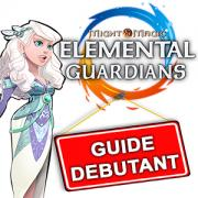Guide debutant might and magic elemental guardians