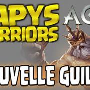 Guilde Papys Warriors Arena of Valor