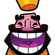 Happily face clash royale