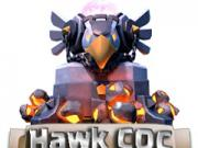 Hawk clash of clans youtube logo