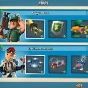 Heros capacites sergent brick capitaine everspark boom beach