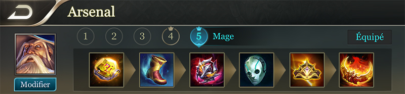 Ignis build mage 1 arena of valor blog