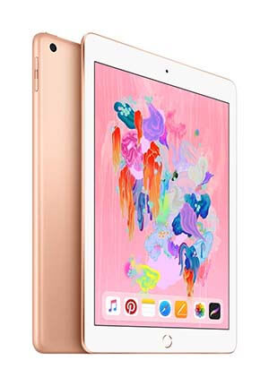 Ipad 2018 tablette apple couleur or 300px