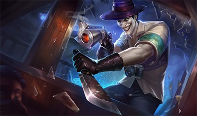 Joker skin rire et mourir arena of valor blog