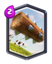 La buche carte legendaire clash royale