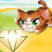 Lady gaia hay day chaton diamant