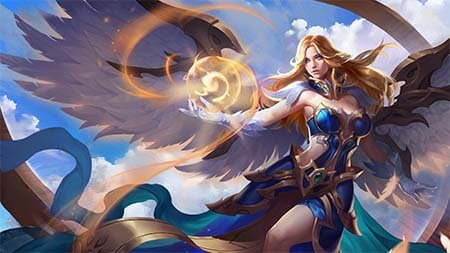 Lauriel arena of valor blog