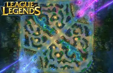 League of legends carte faille de l invocateur