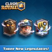 Maj mai 2016 sneak peek 4 nouvelle carte legendaire clash royale