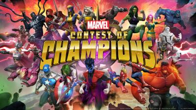 Marvel tournoi des champions jeu mobile free to play