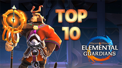 Might and magic elemental guardians top 10 creatures