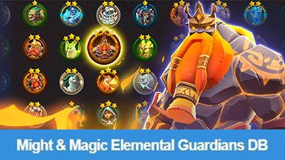 Might magic elemental db