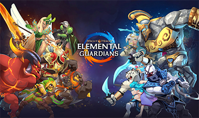 Might magic elemental guardian blog