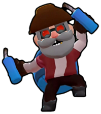 Mike dynamite brawl stars
